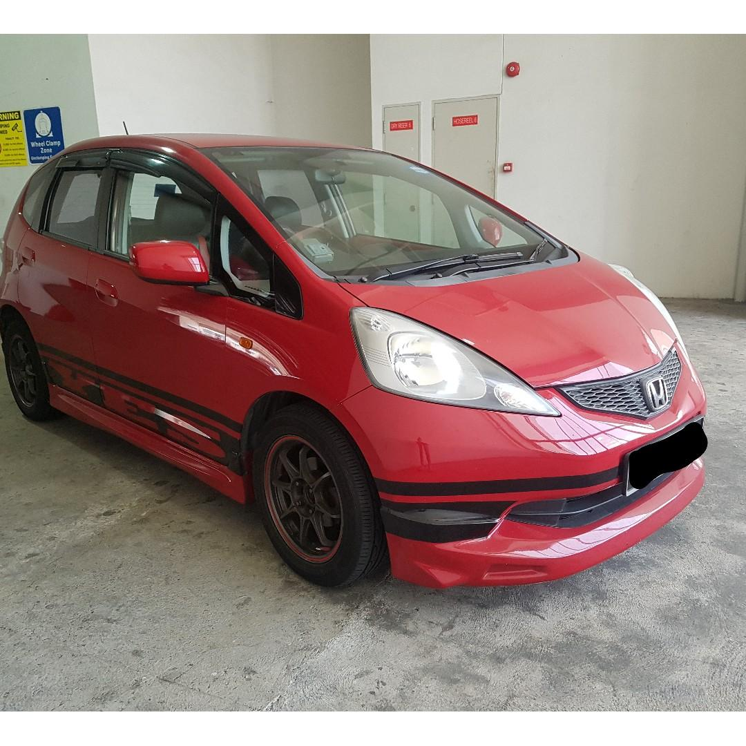 Honda Fit *Cheap Rent*