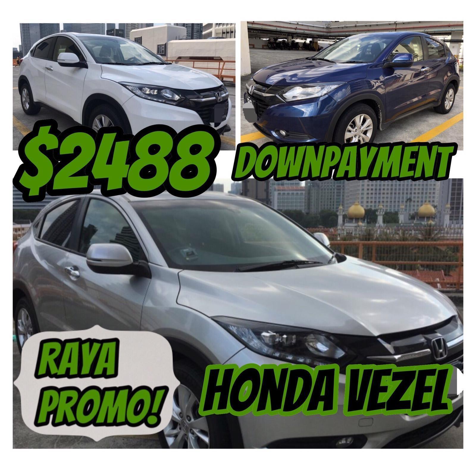 Honda HONDA VEZEL