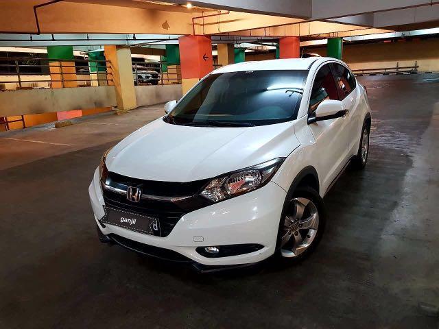 Honda HRV E 1.5 CVT 2015 SUV terawat