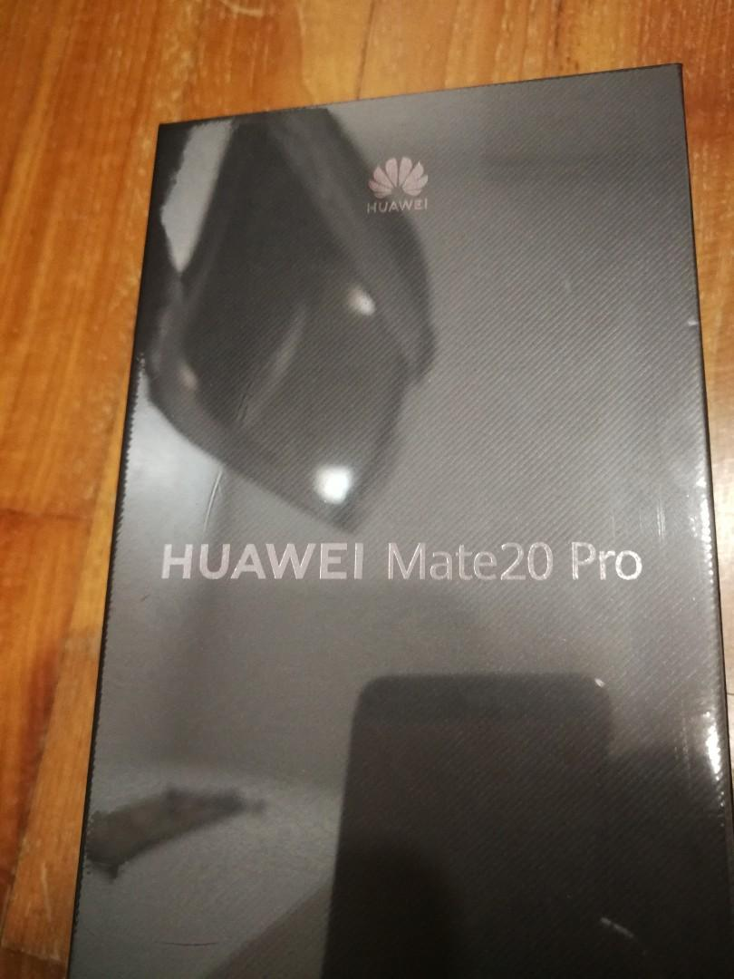 Huawei Mate 20 Pro - Brand new with seal
