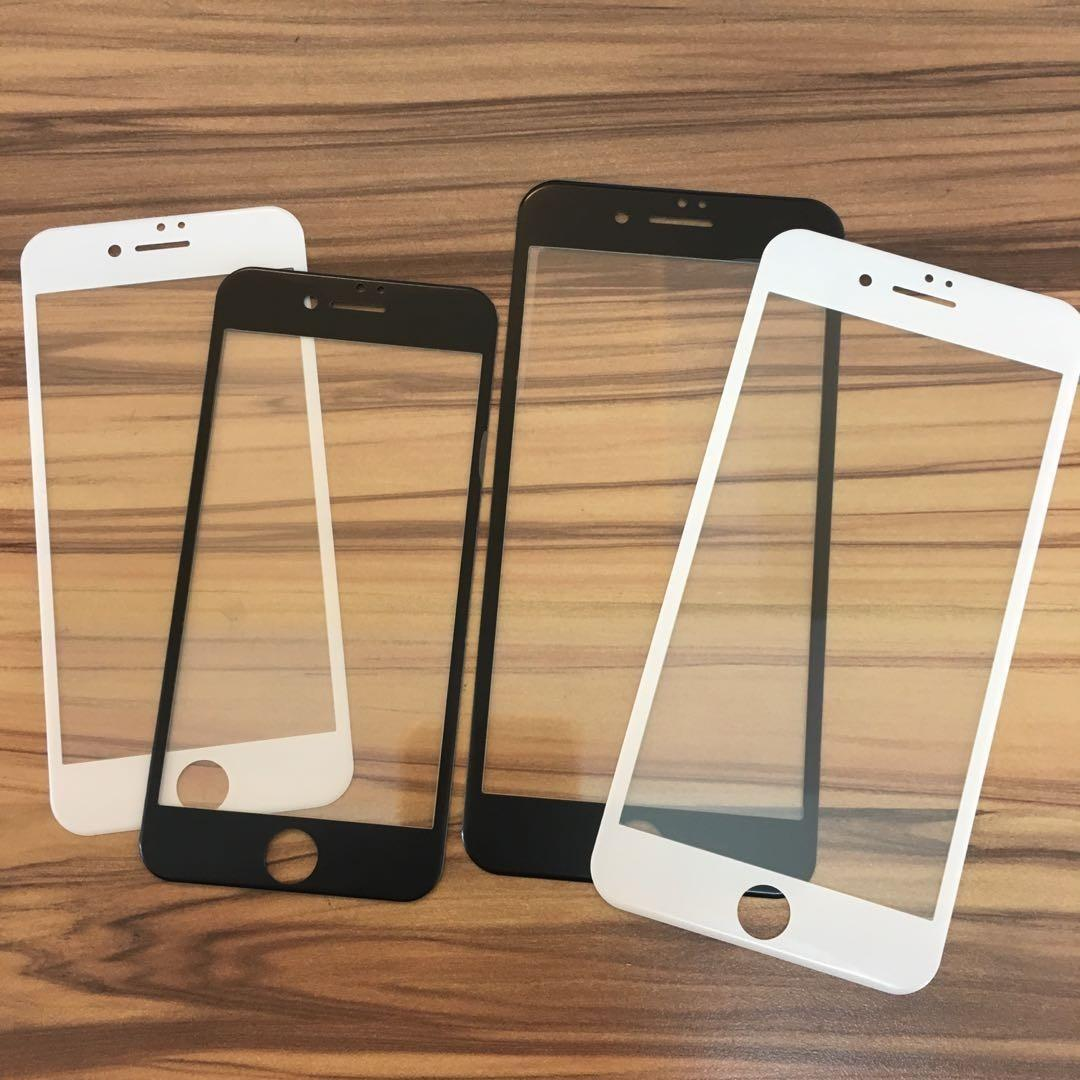 iPhone7 7Plus iPhone 8 滿版 非滿版 保護貼 一片$50