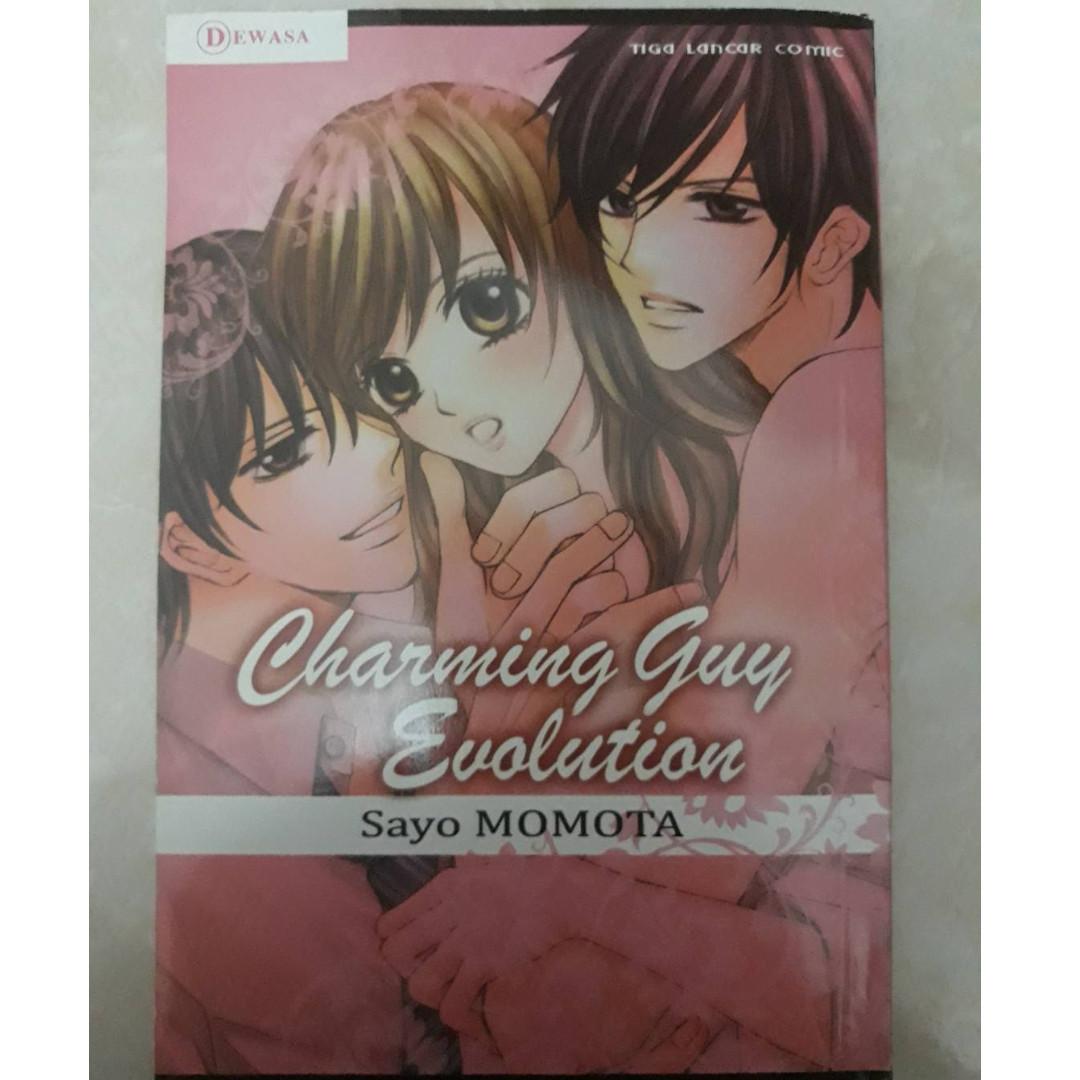 Komik Charming Guy Evolution - Sayo Momota