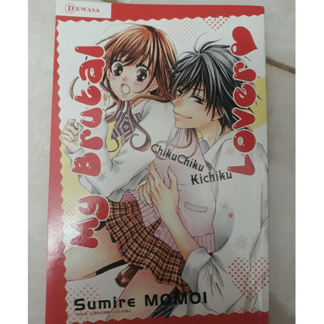 Komik My Brutal Lover - Sumire Momoi