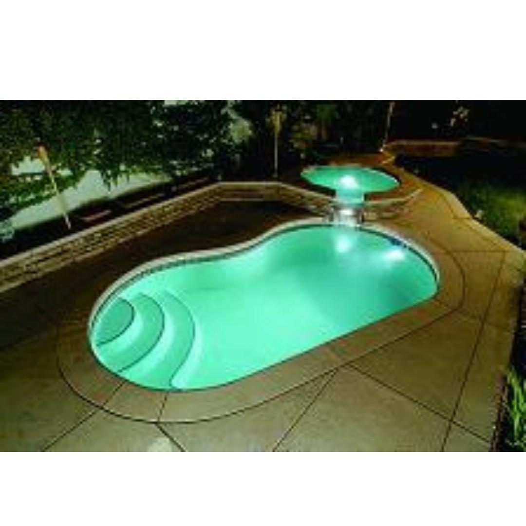 LED Swimming Pool / Underwater Lights - $180