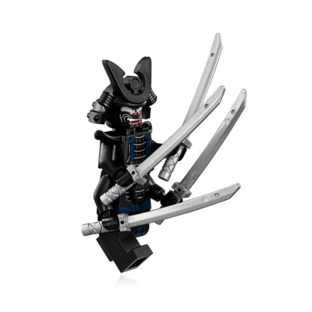 Lego 70613 The LEGO Ninjago Movie: Garma Mecha Man - Lord ...