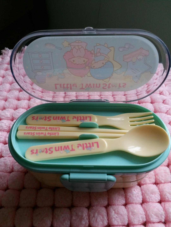 Little Twin Stars 食物盒