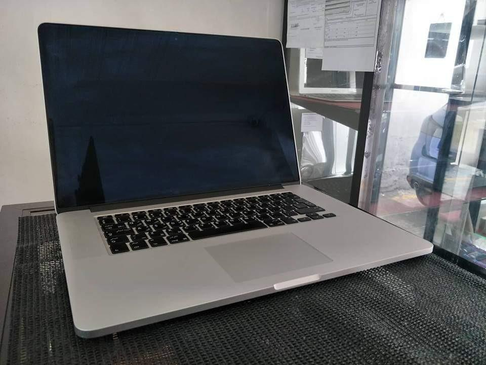 Macbook Pro 15 Retina Mid 2012 Core i7 2 60ghz 500gbSSD