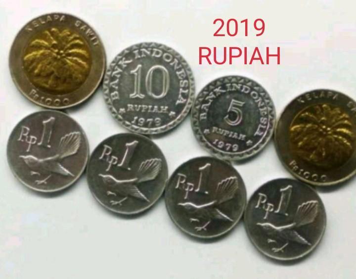 Mahar nikah 2019 rupiah