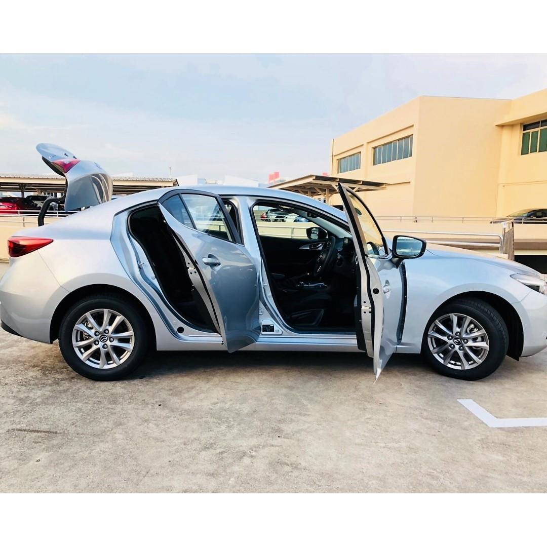Mazda 3 Axela Diesel 1.5A