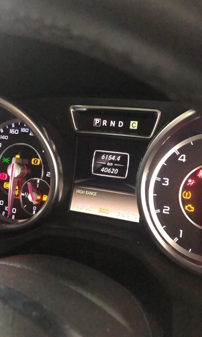 MERCEDES-BENZ G63 AMG 2015