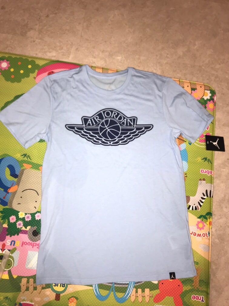 59772150d390c6 Nike Air Jordan Wings Men s T-Shirt