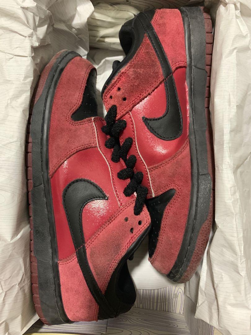"hot sale online aef6d e80cb Nike SB Dunk Low ""Milli Vanilli"""