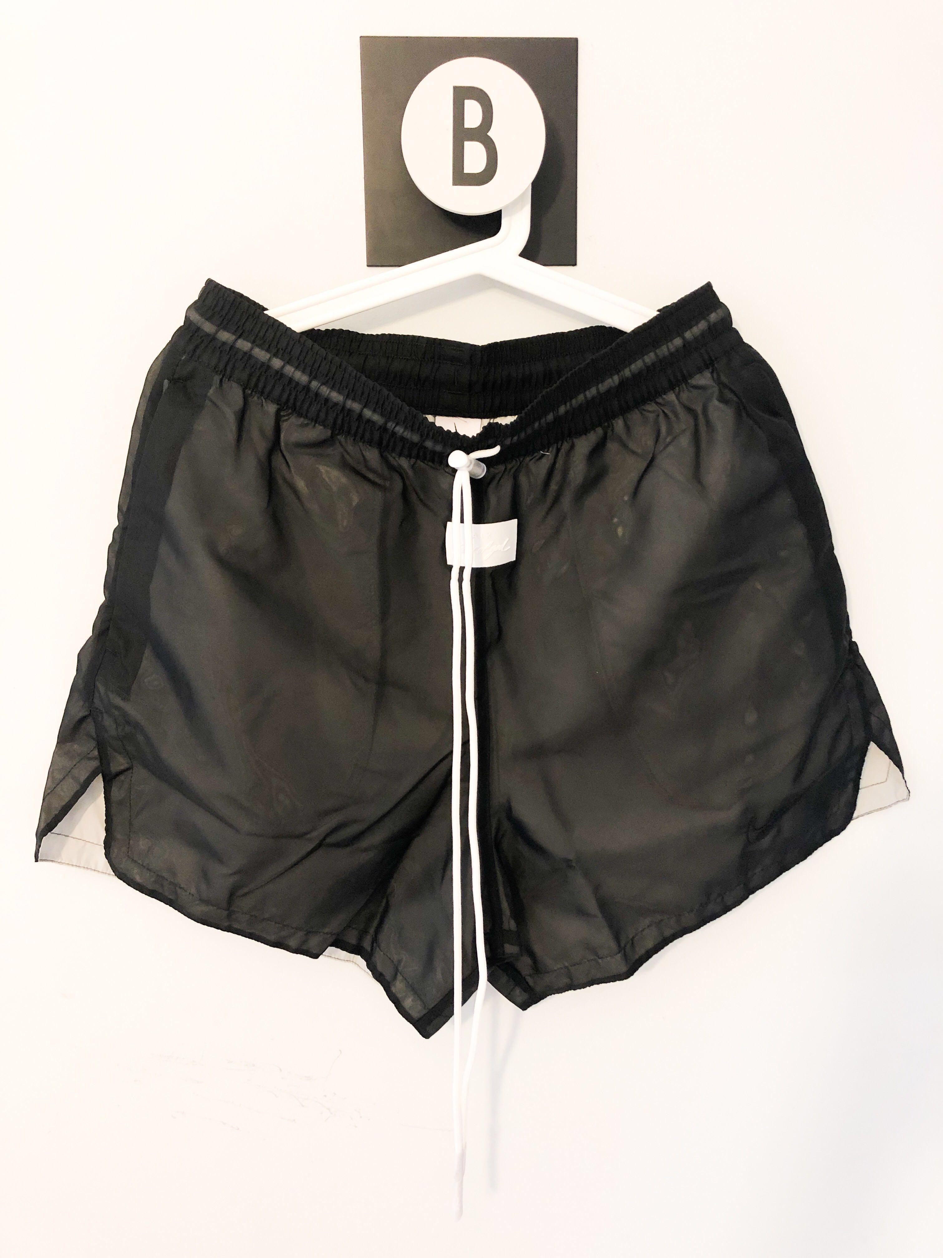 6bc74085d7 Nike x Fear of God Stretch Shorts Size S & M, Men's Fashion, Clothes ...