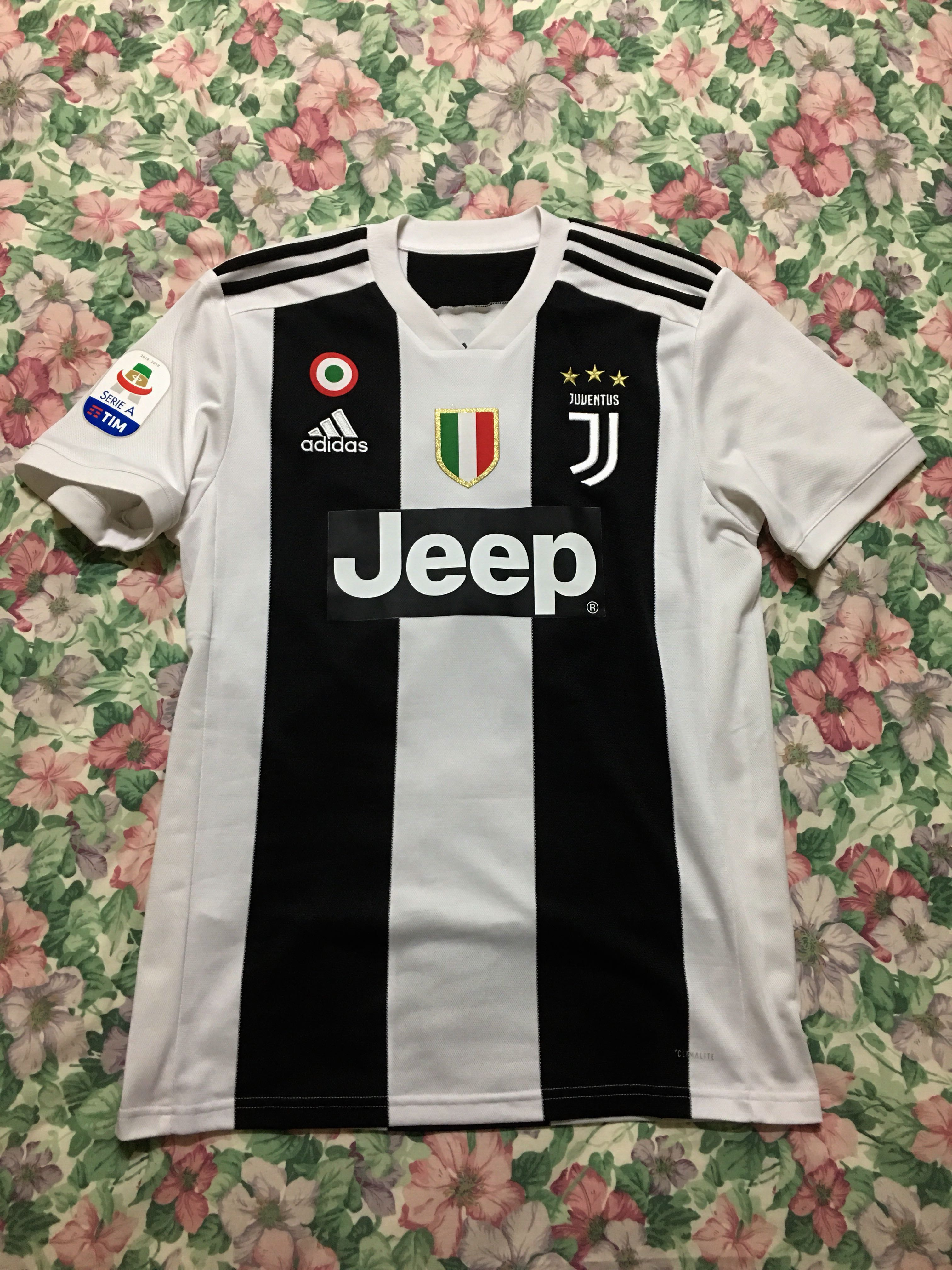 17db2898b OFFICIAL Juventus ADIDAS Stadium SS Shirt