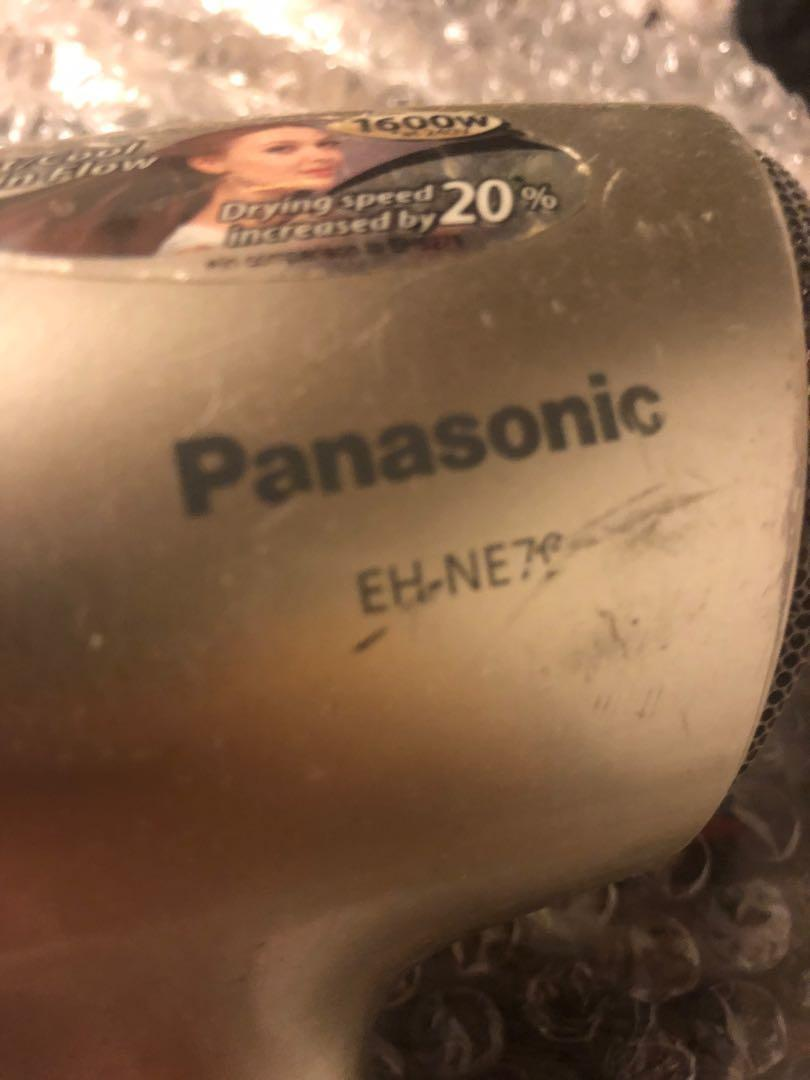 Panasonic Hair Dryer 風筒