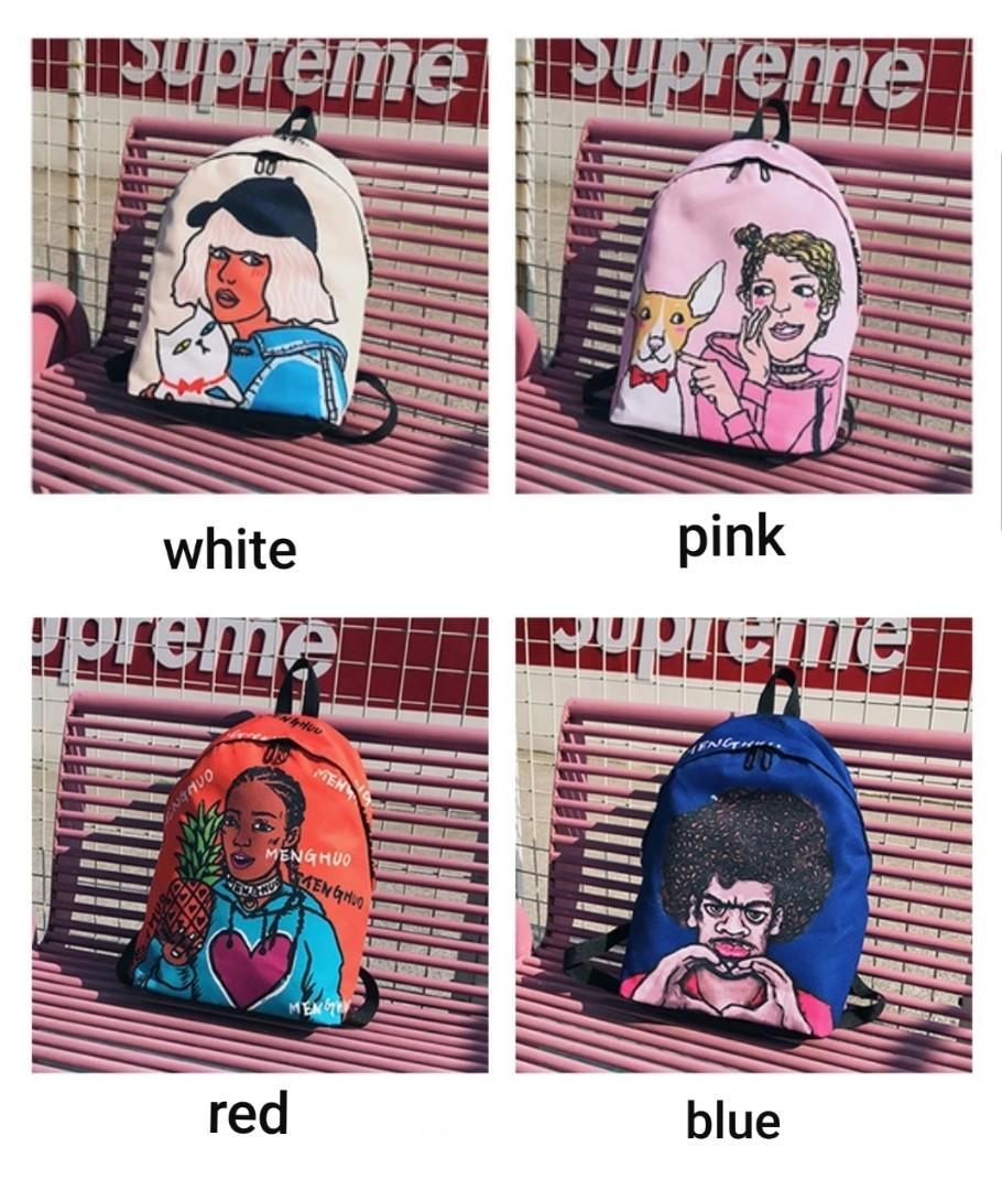 [PO] Kr Ulzzang Korean Bagpacks