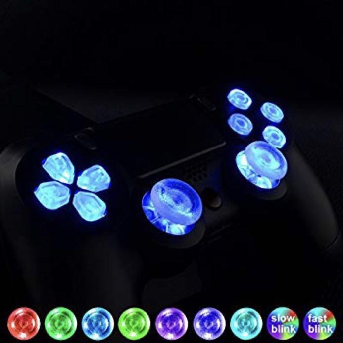 PS4 controller LED mod
