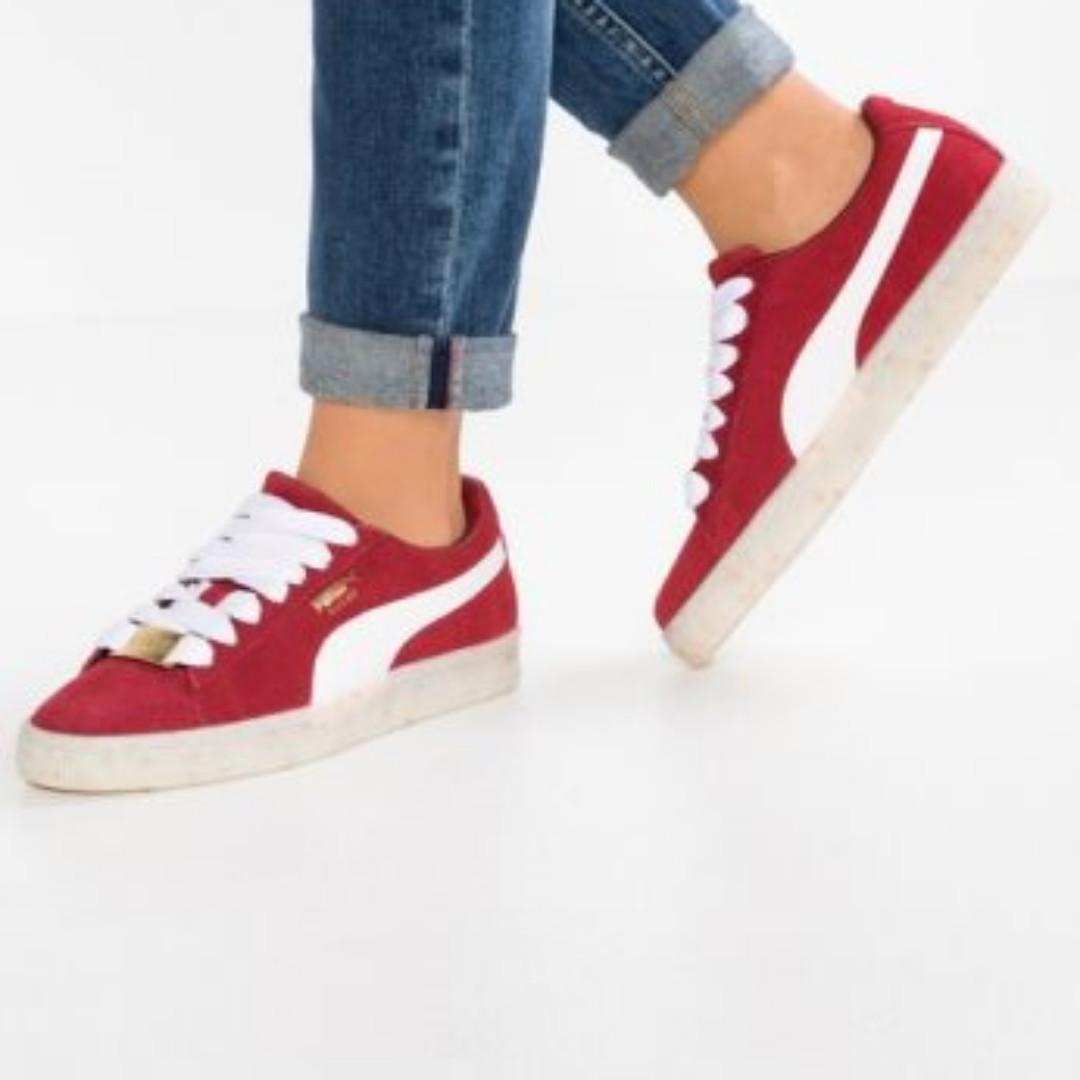 check out fb05e de774 Puma Suede Classic BBoy Fab US5.5 women on Carousell