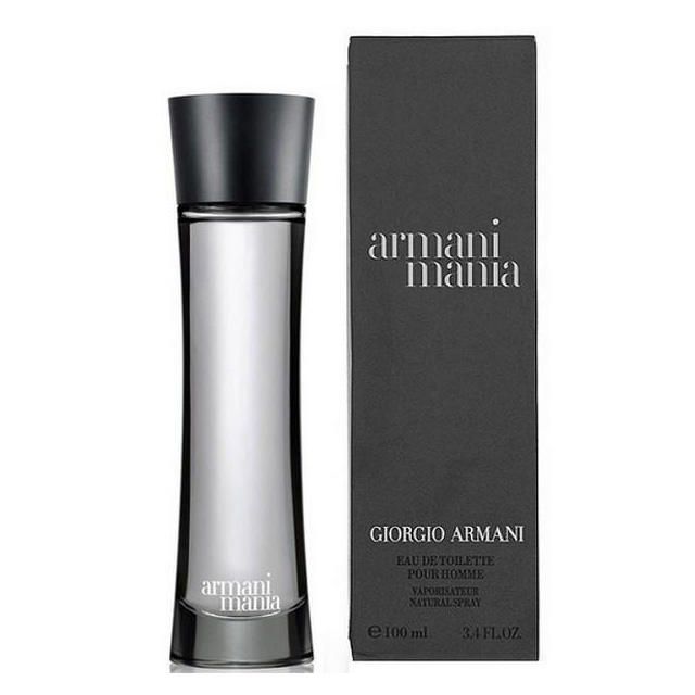 Giorgio Armani Mania Edt For Men 50ml100ml Health Beauty