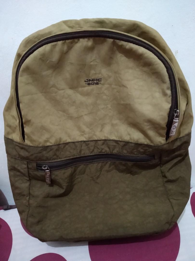 Ransel Backpack Coklat