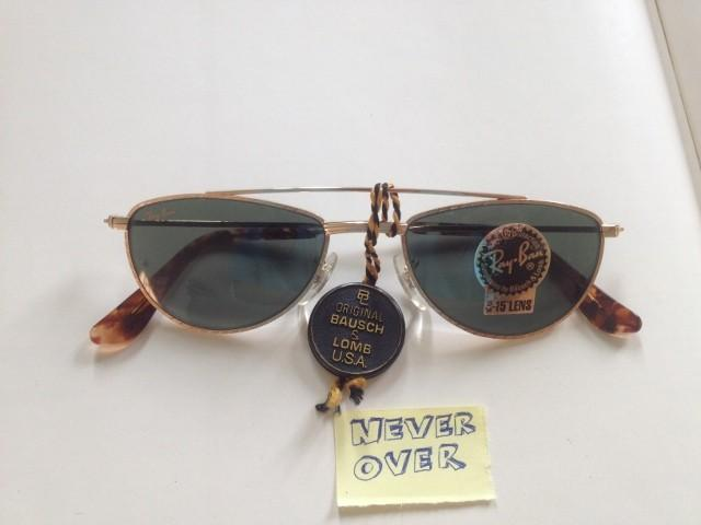 Ray Ban Bausch & Lombs B&L Vintage Bravura Made in USA New Old Stock