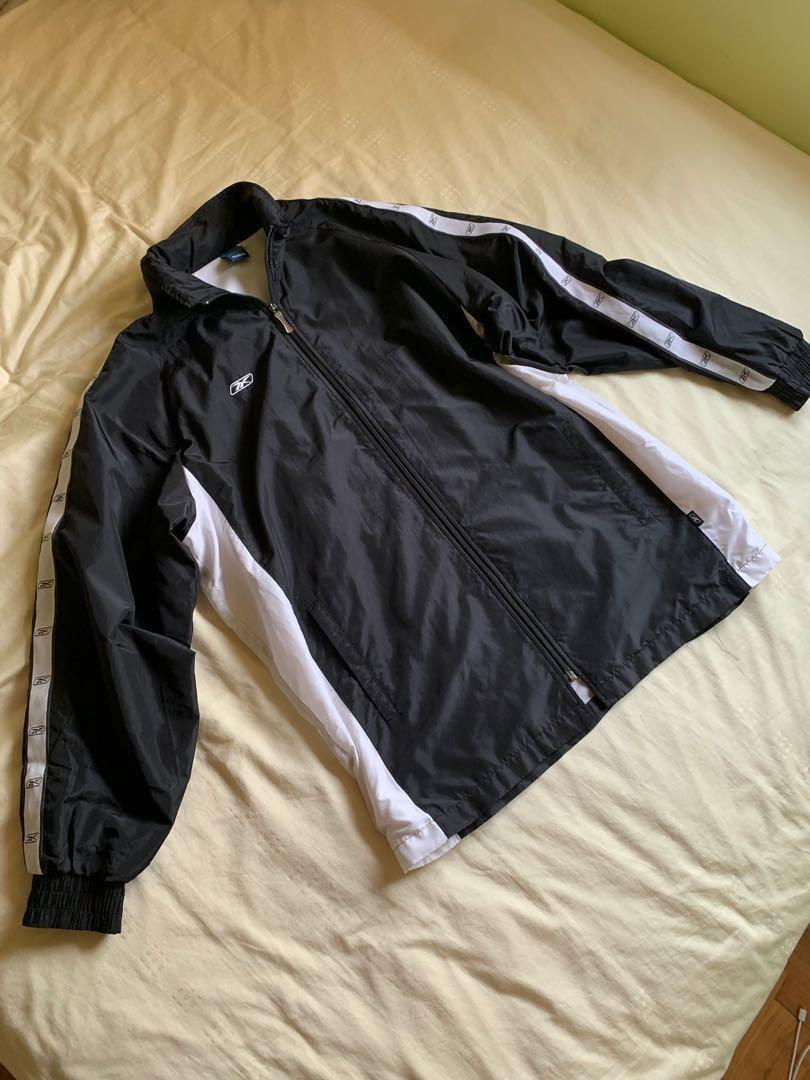 Reebok vintage / sports windbreaker