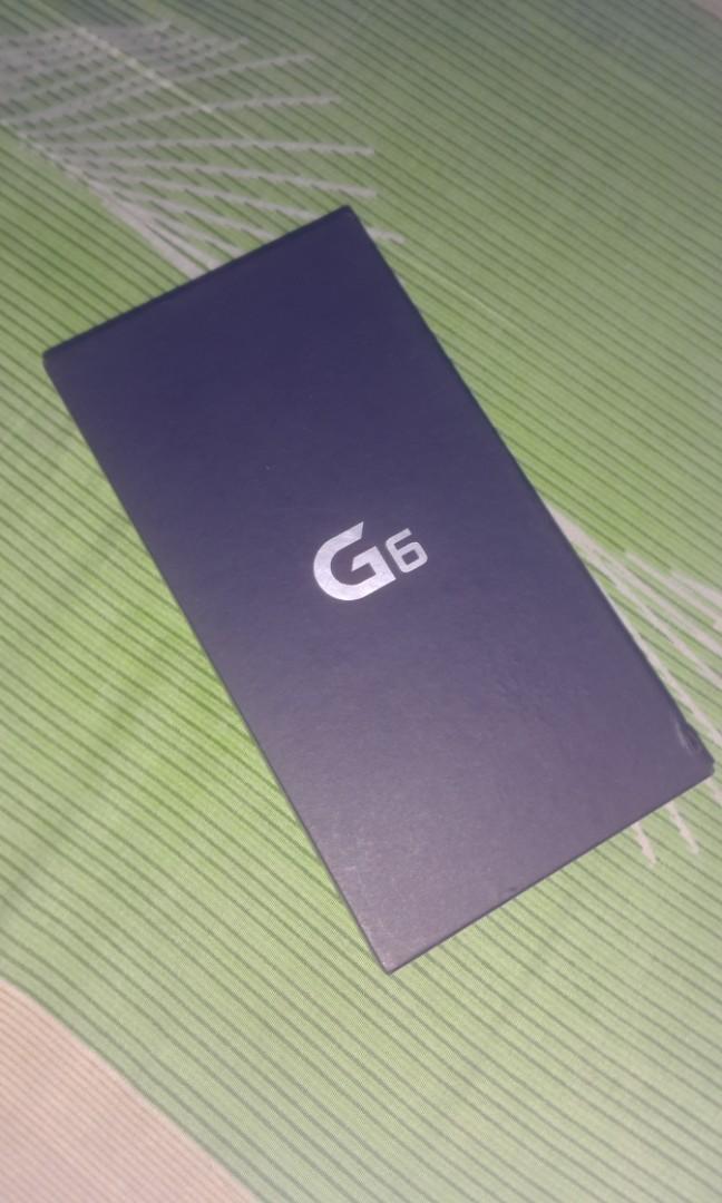 [RESMI] LG G6 4/64 [p.pribadi]