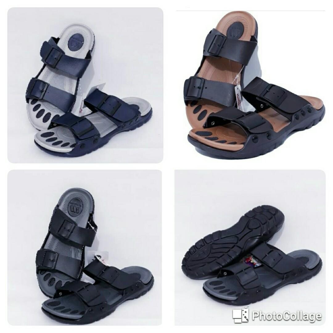 Sandal outdoor pria gratis kirim
