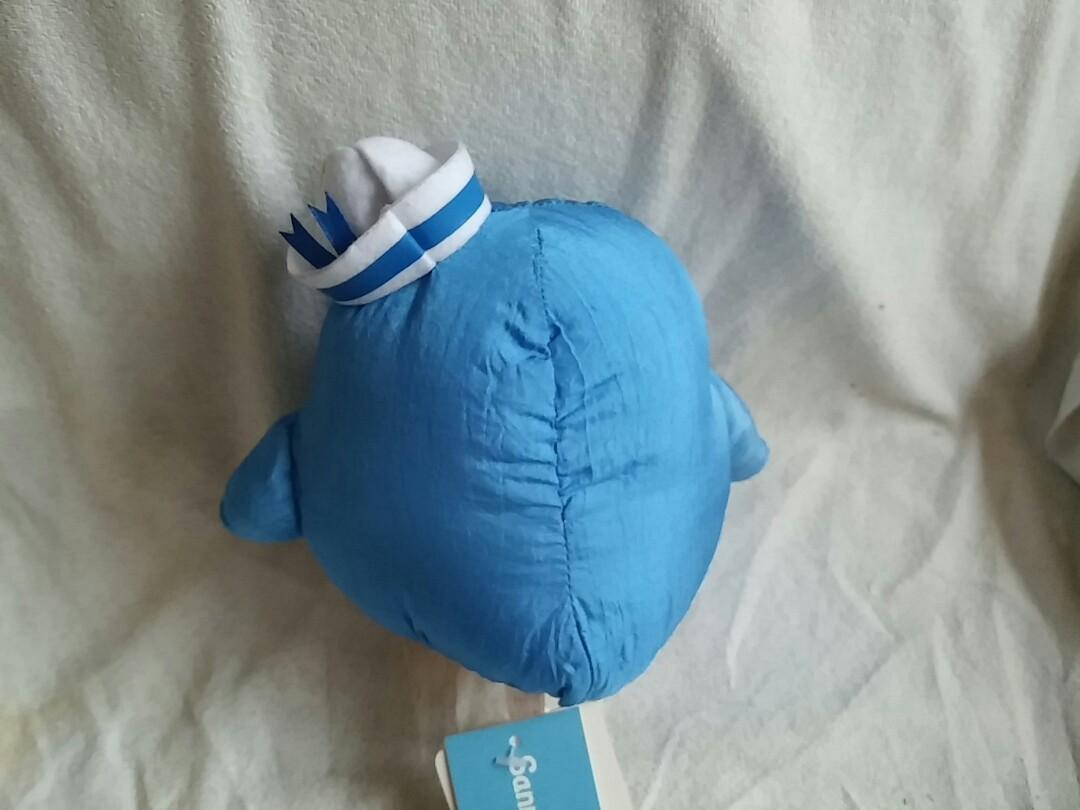 Sanrio 絹布20cm 高企鵝仔