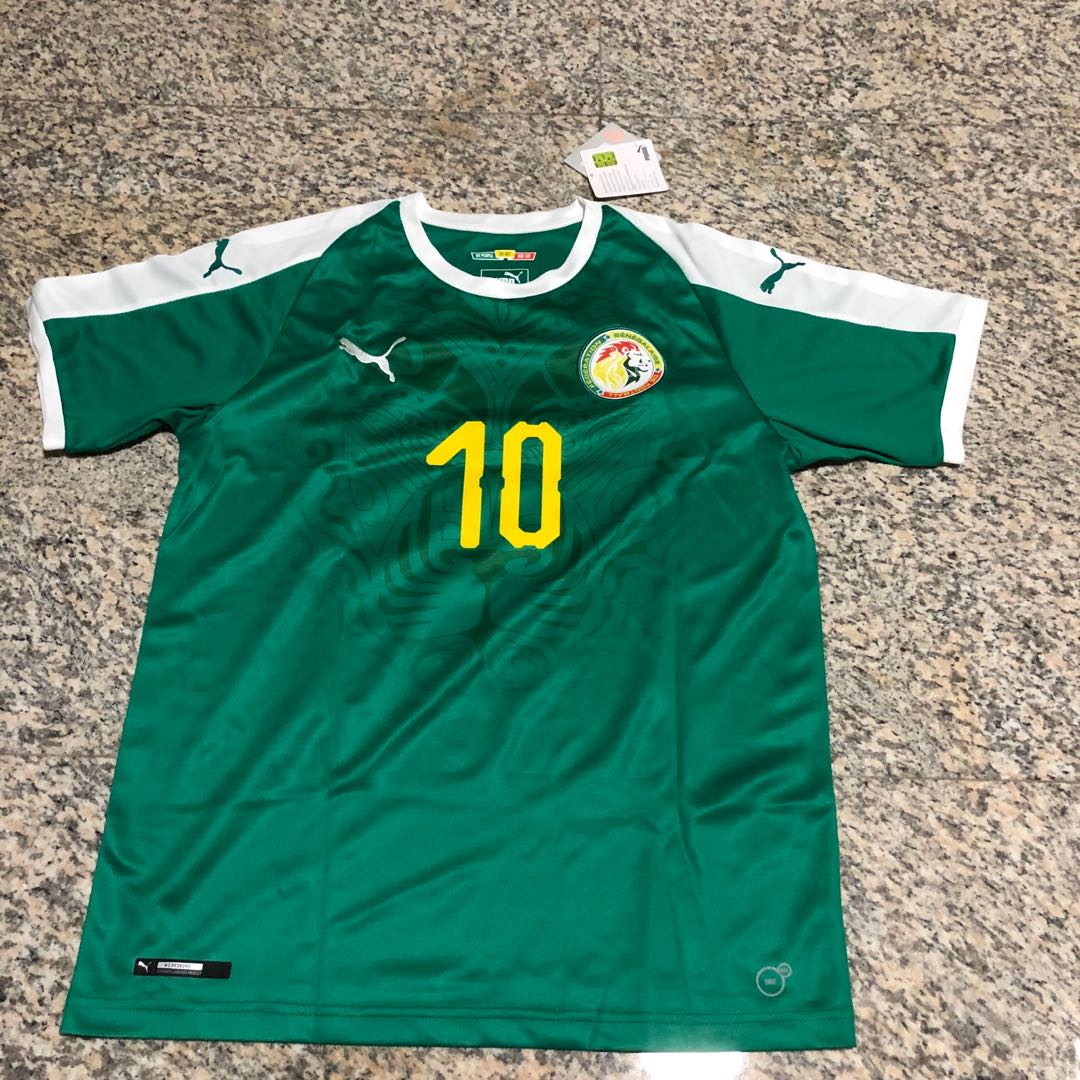 23f0cdf01 Senegal World Cup 2018 Jersey, Sports, Sports Apparel on Carousell