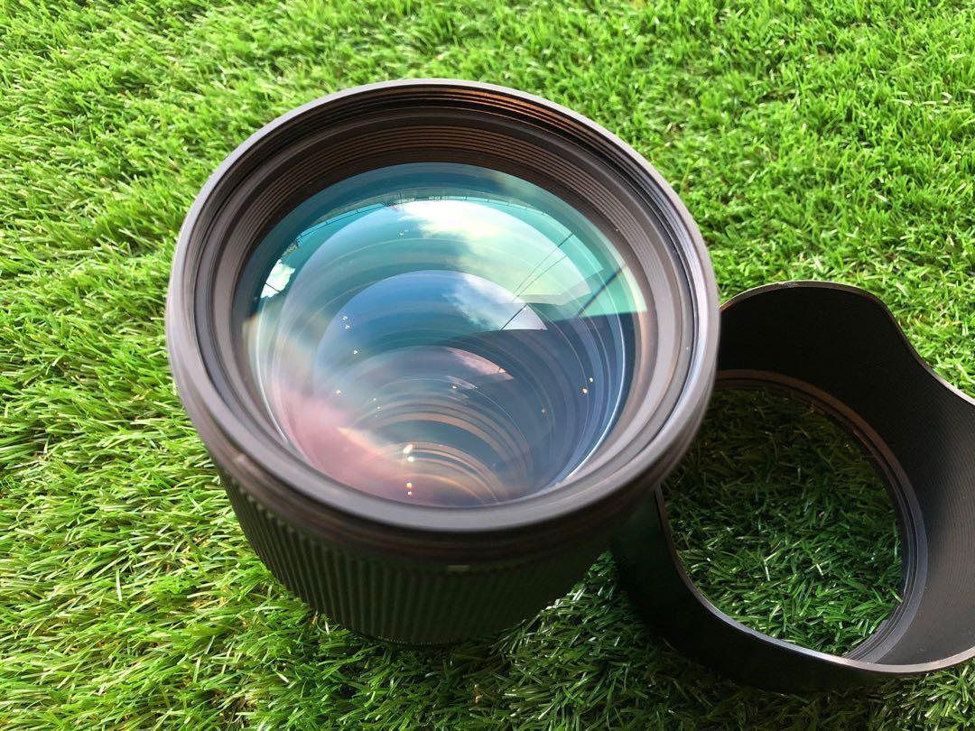 Sigma Art 85mm 1.4 DG