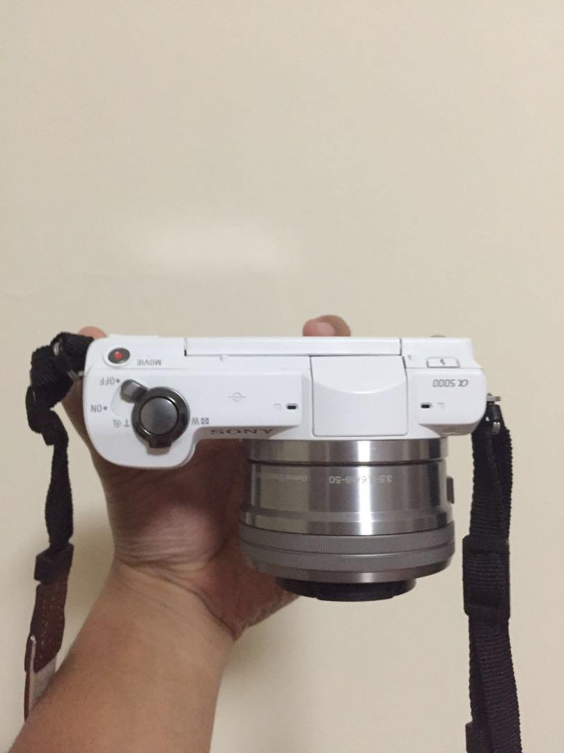 Sony A5000 kit 16-50 OSS