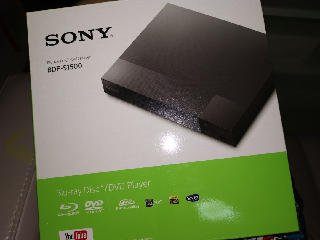 Sony Blu-ray / DVD Player