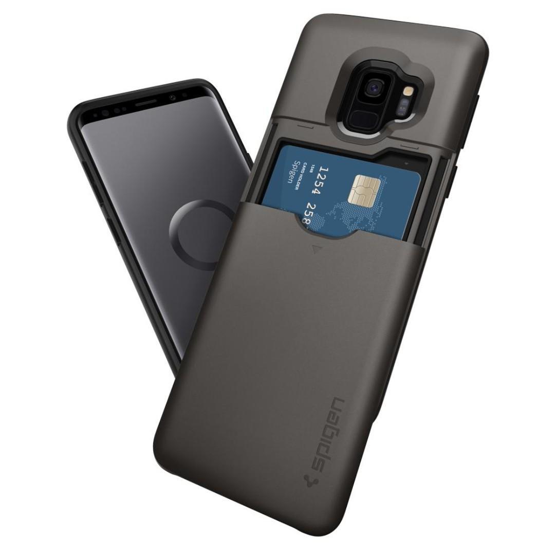 Spigen Samsung S9 Slim Armor CS Case (Authentic)