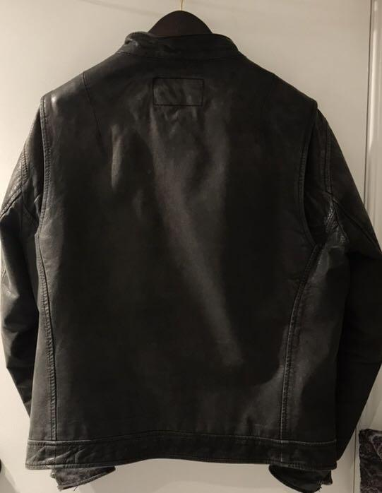 Stellsons Leather Jacket