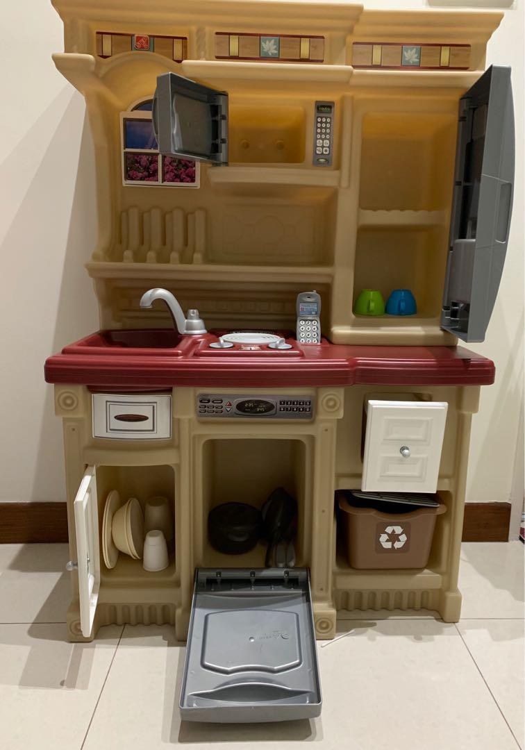 Step 2 Step2 Lifestyle Custom Kitchen Playset For Kids