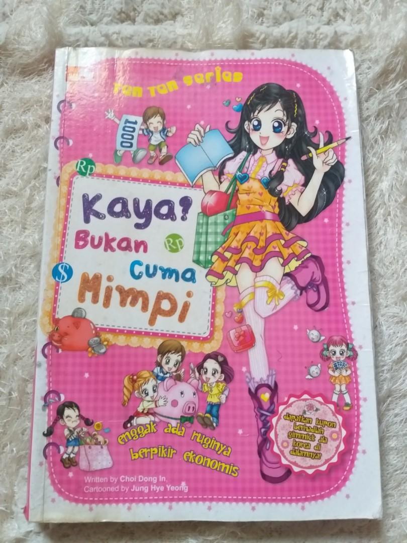 Ten ten series , manga , komik