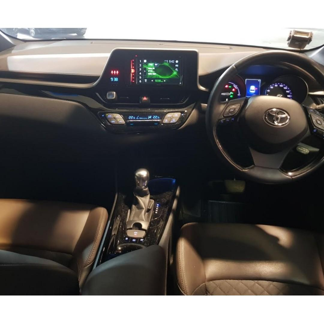 Toyota CHR G Model *Cheap Rent*