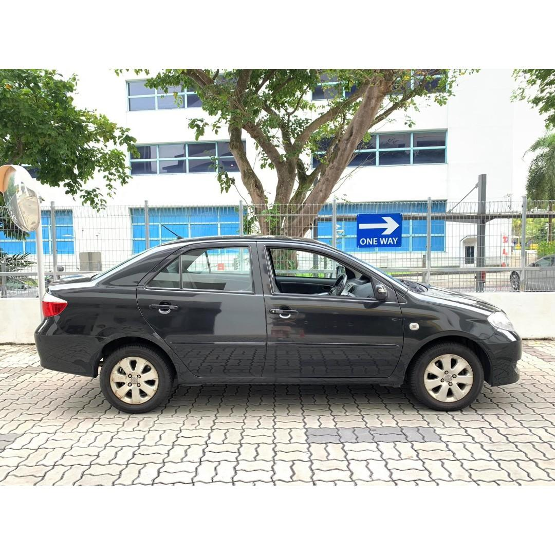 Toyota Vios In good condition/ For PHV go jek Grab car or Personal Use