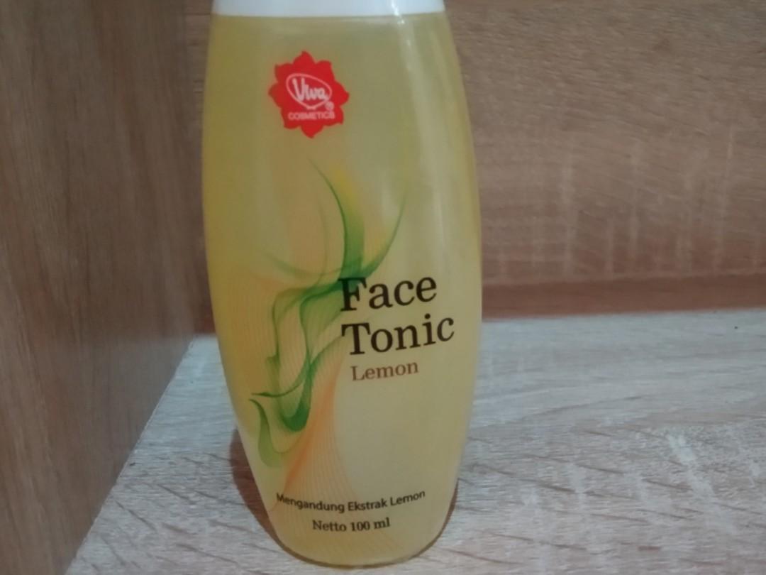 Viva Face Tonic Lemon