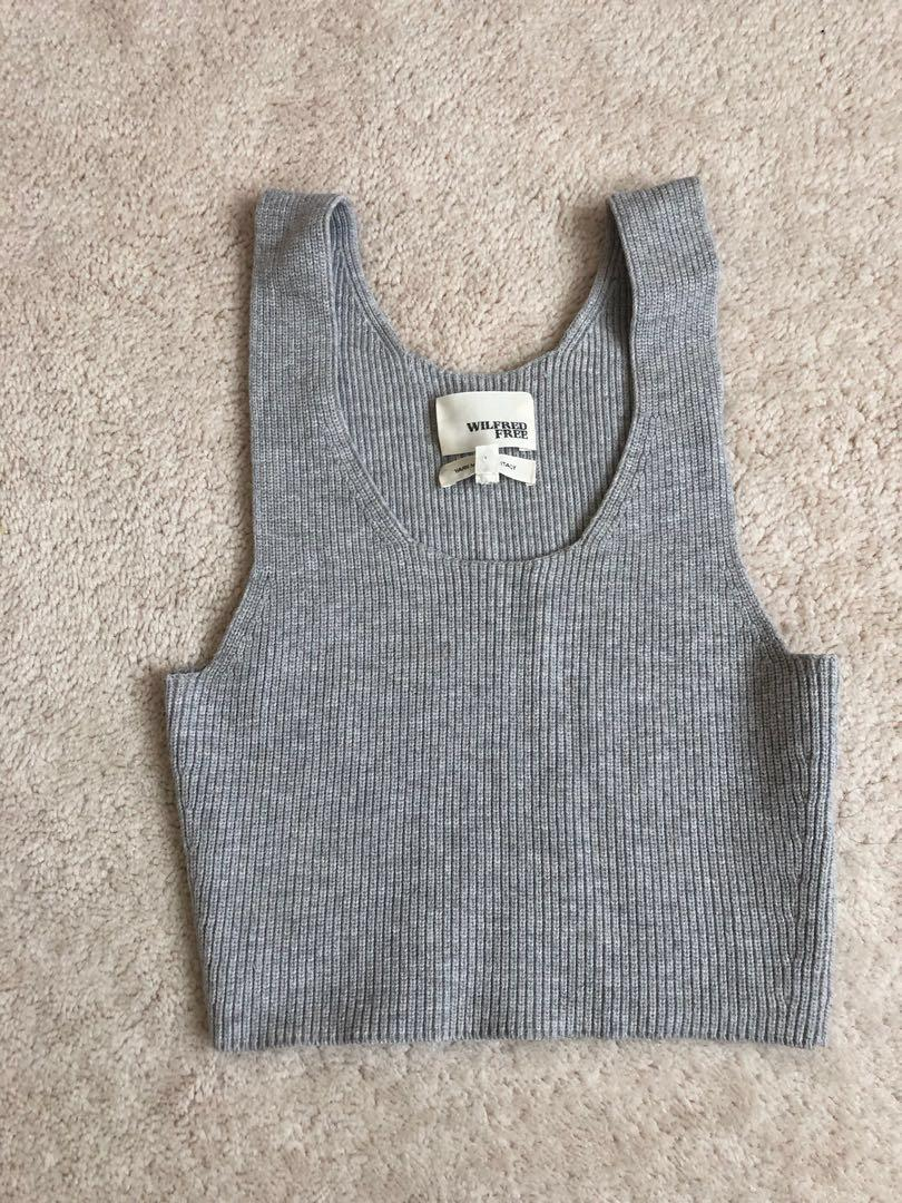 Wilfred Free Knit Top