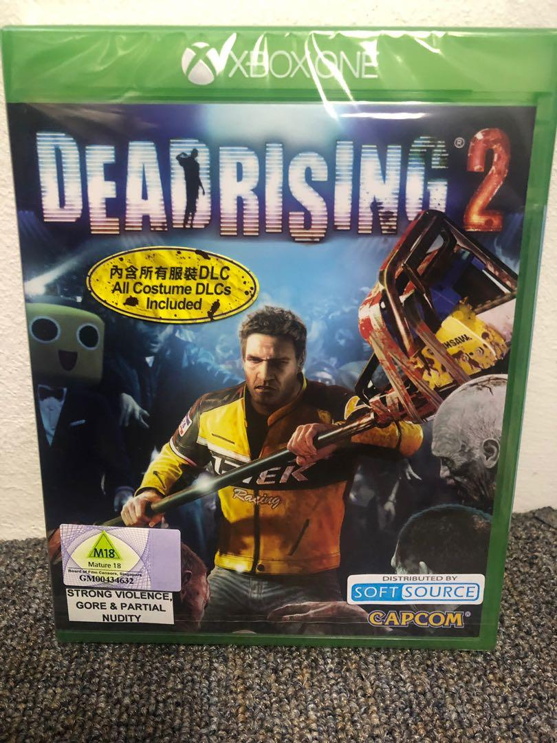 Xbox One Dead Rising 2 Toys Games Video Gaming Video Games On