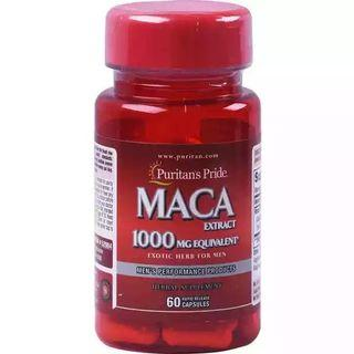 Maca for sexual supplyment