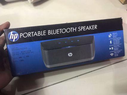 HP Portable Bluetooth Speaker #OYOHOTEL