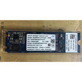 (未使用過)INTEL OPTANE MEMORY M10 16G M.2 PCIe 硬碟加速