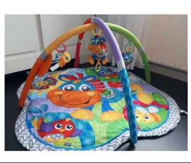 Preloved - Playgro Clip Clop Musical Activity Play gym
