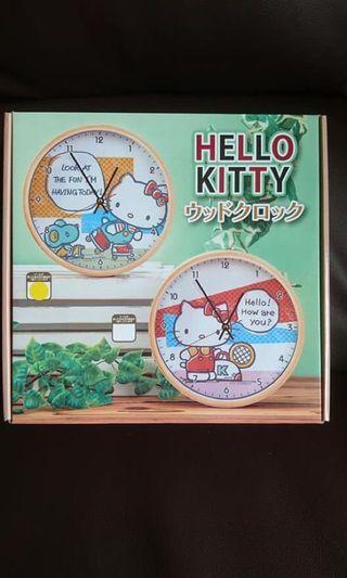 Hello Kitty 鐘