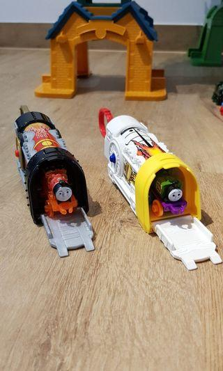 🚚 Mini Thomas Launcher