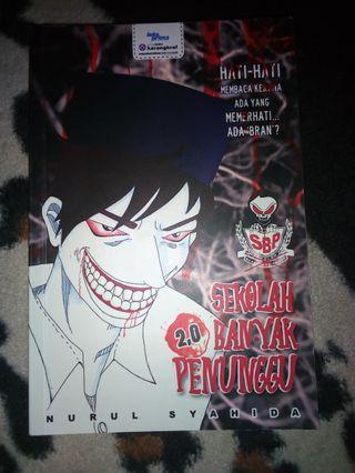 Novel Seram Murah