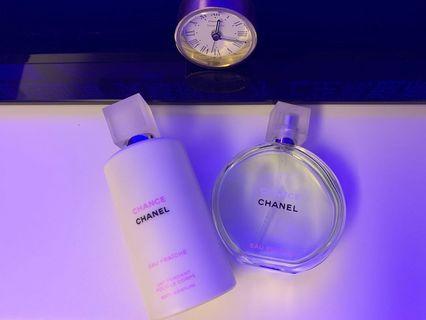 🚚 Chanel香水+身體乳